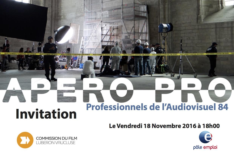 Le 4e Apéro Pro approche !