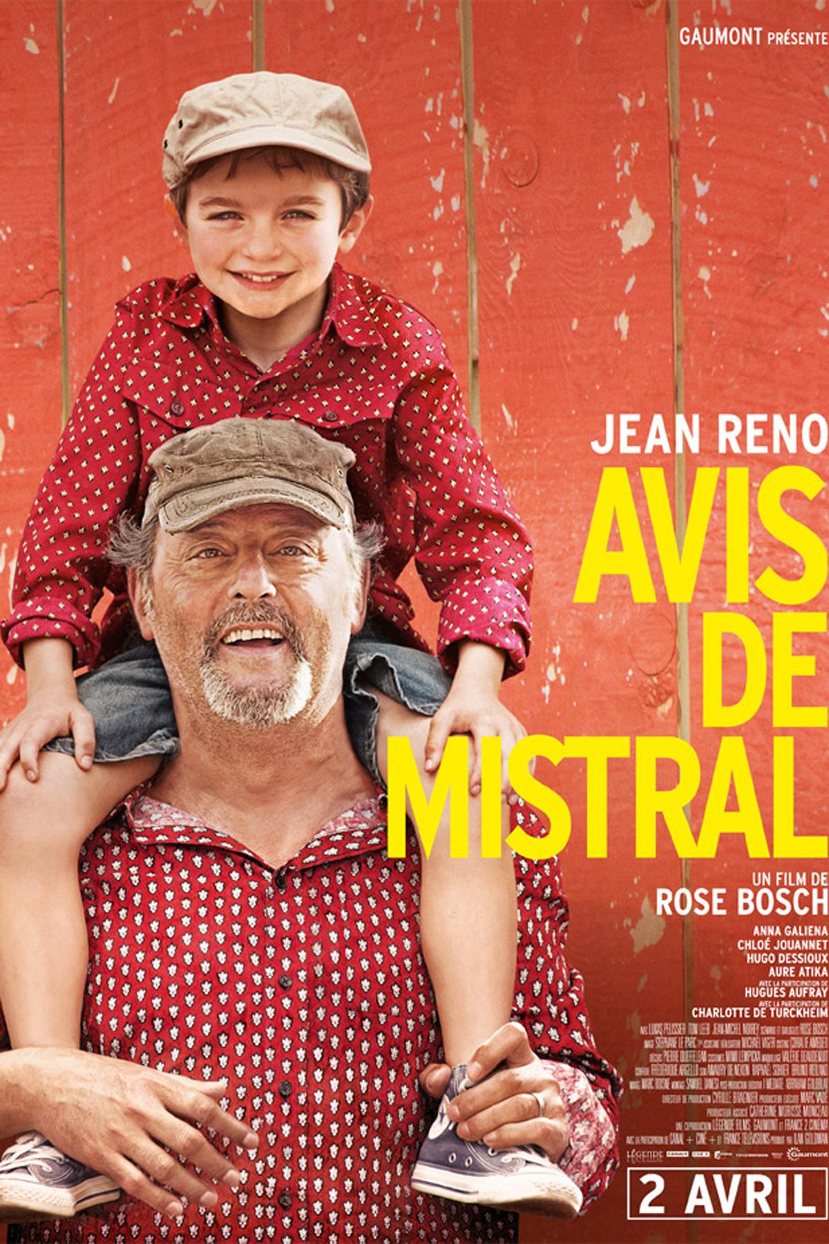Avis de Mistral (2013)