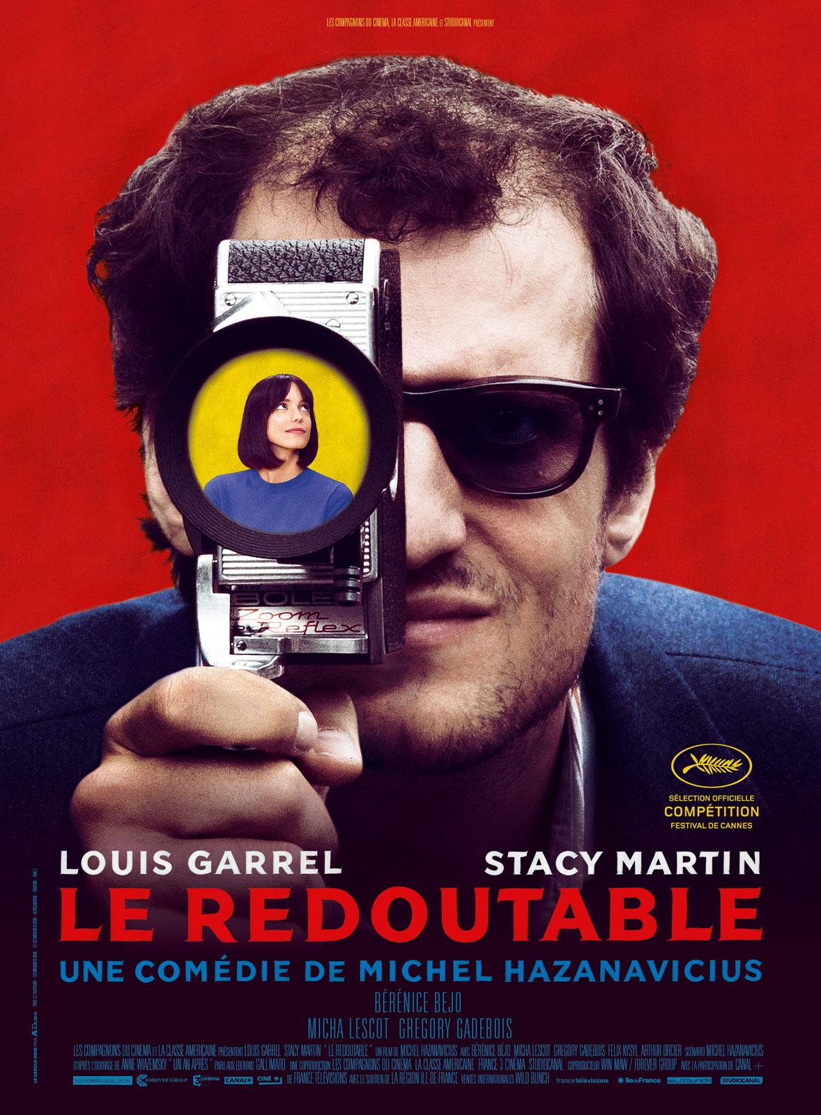 Le Redoutable (2017), Michel Hazanavicius