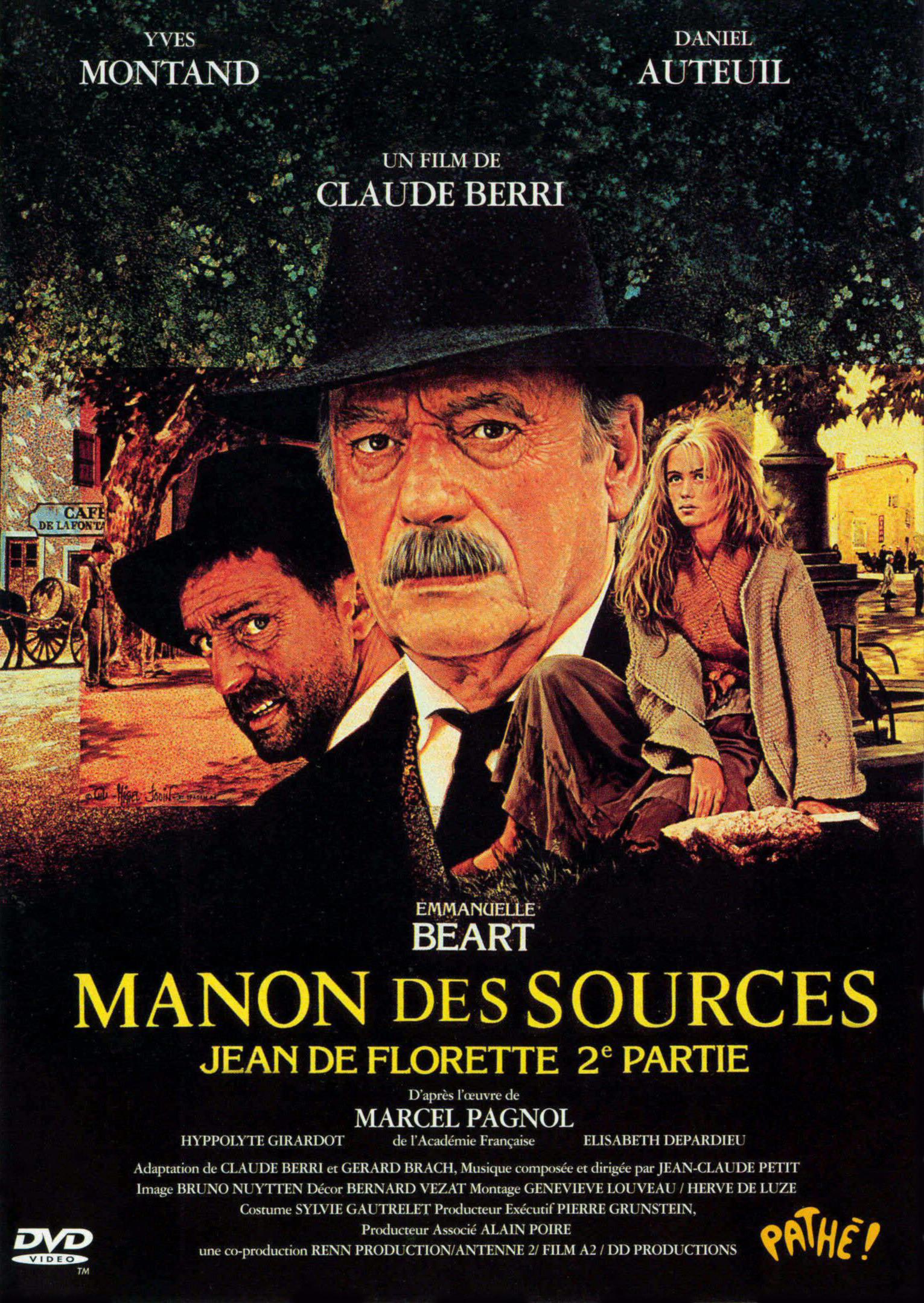 Manon des Sources (1986)