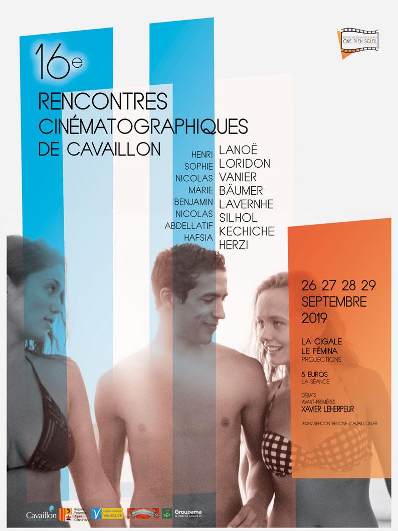 16e Rencontres Ciné de Cavaillon