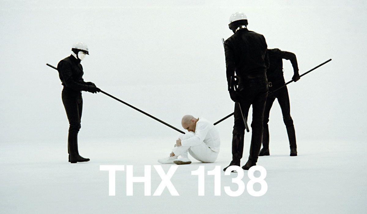 Où l'on parle de THX 1138, de Ultra Panavision 70 et de BB-8