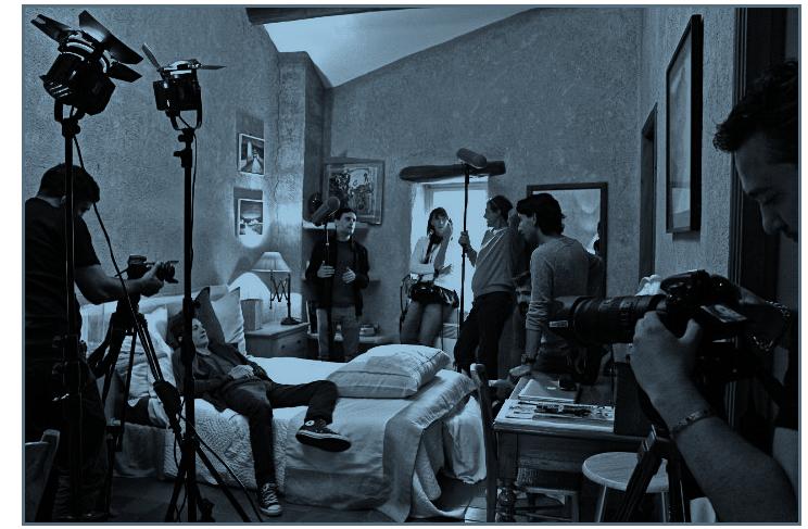 Workshop Métiers du cinéma, 7 juin 2019