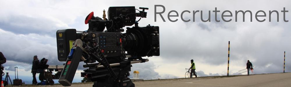 Recherche assistant réalisateur / repéreur